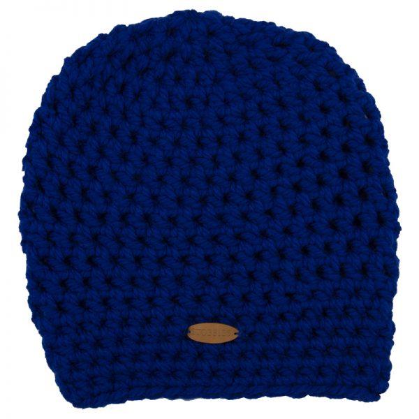 STOBBIES Beanie blauw