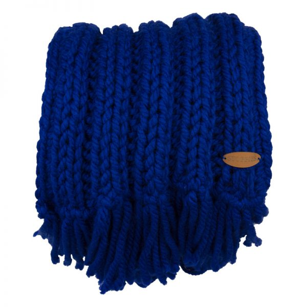 STOBBIES Shawl blauw